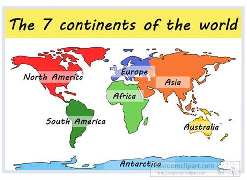 Bennin patrick th grade. Geography clipart seven