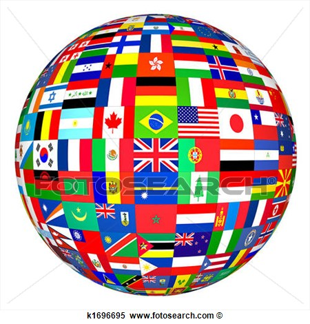 Geography clipart world geography. Flags panda free images