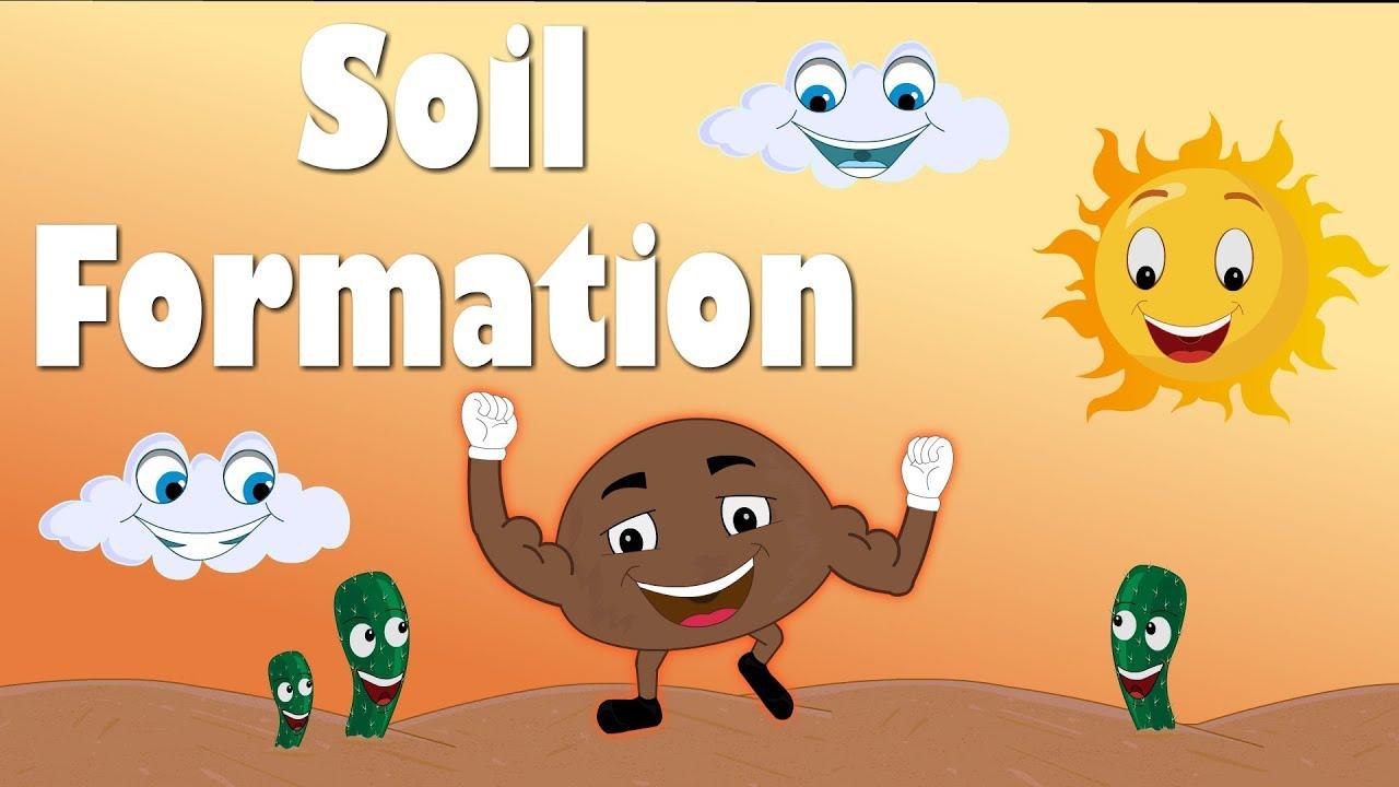 Geology clipart importance soil. Formation aumsum