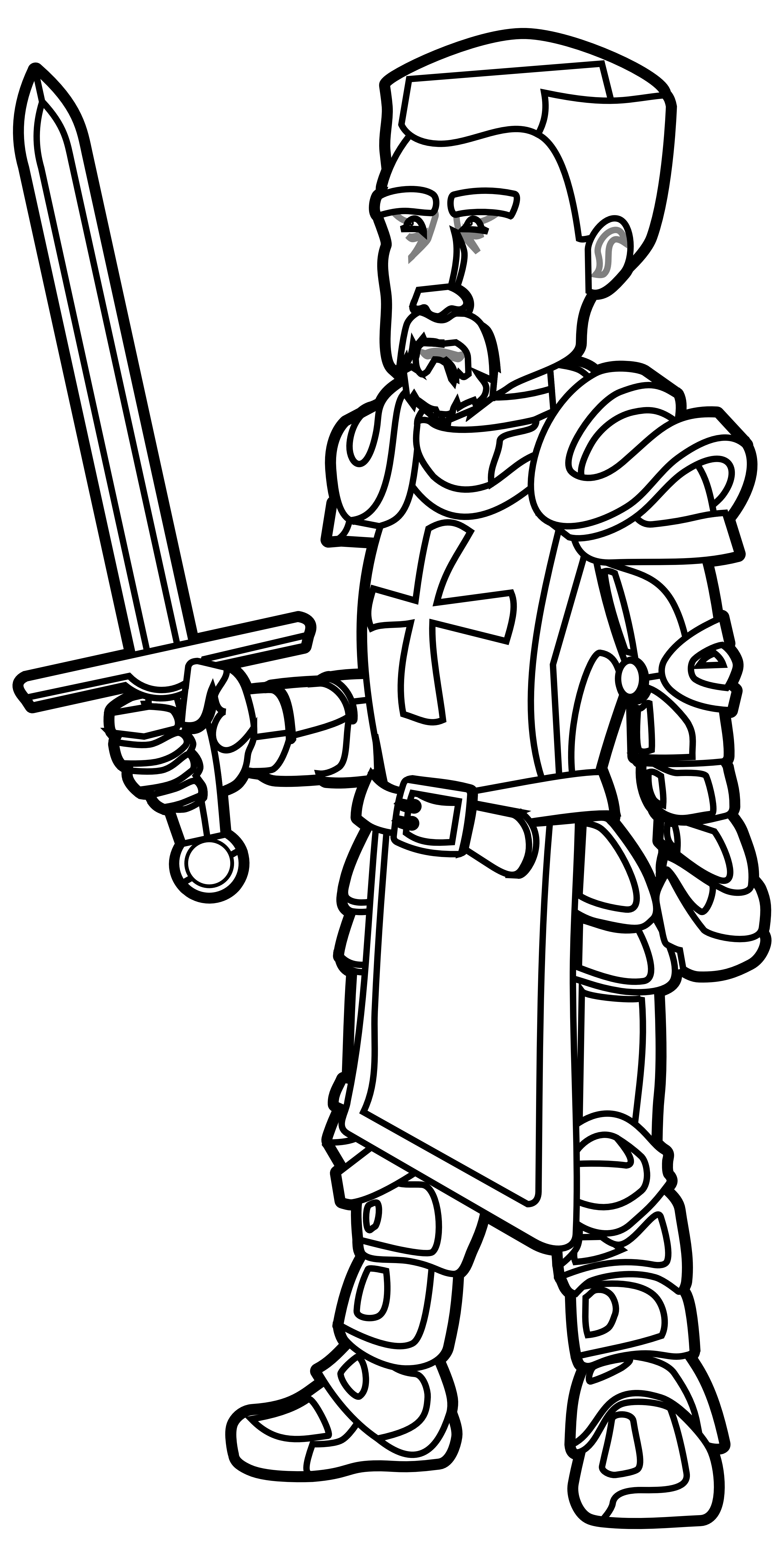 Panda free images knight. Trex clipart black and white