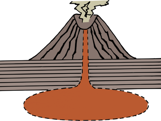 Volcano download clip art. Geology clipart moves free