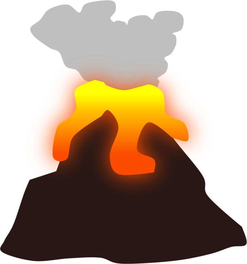 Geology clipart natural disaster. Magma gloom cutie mark