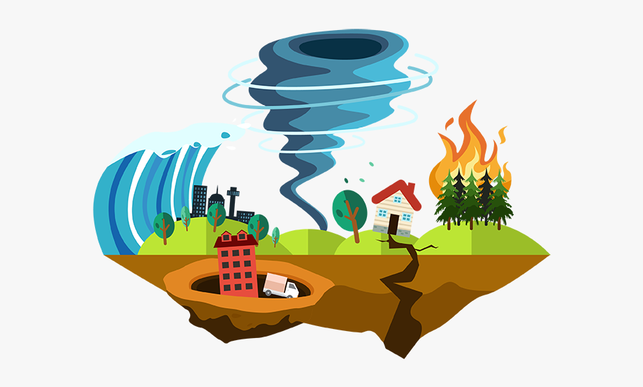 Hurricane clipart natural disaster. Some disasters illustration free