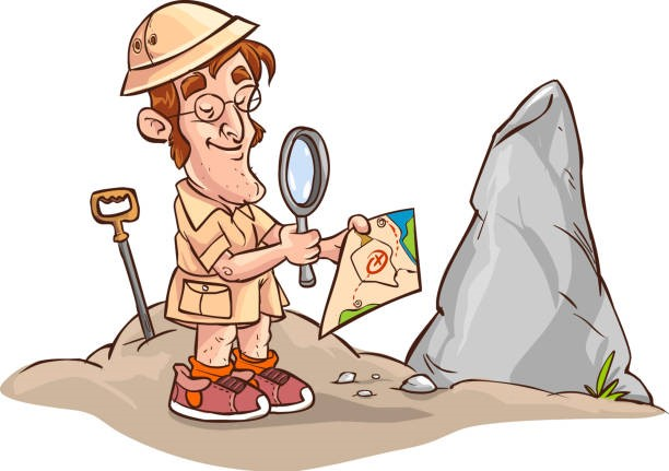 Do they use math. Geology clipart paleontologist tool