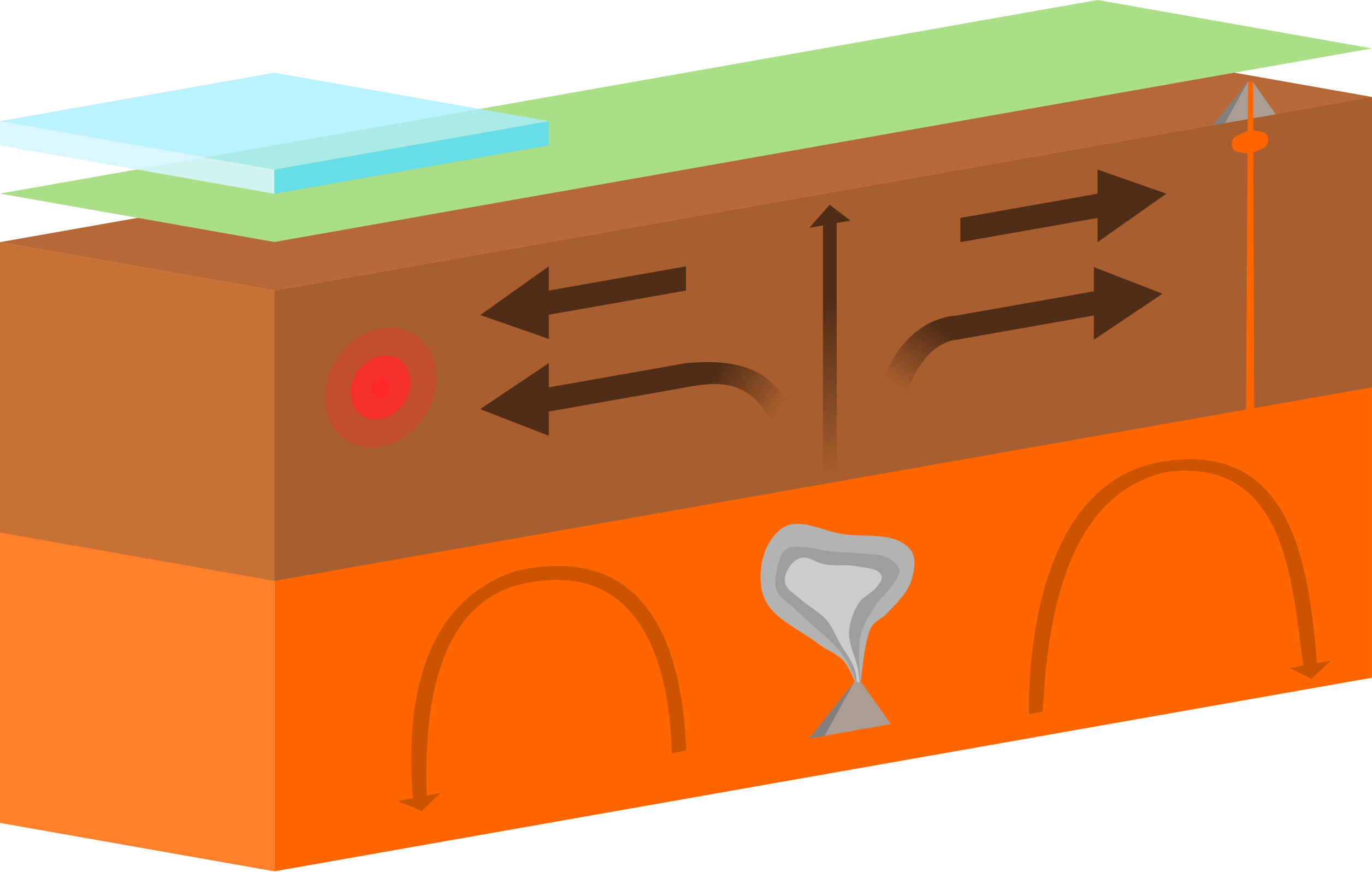 File boundary diagram assets. Geology clipart plate tectonic