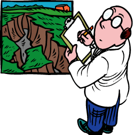 Geology clipart scientific observation. Facts science trek idaho