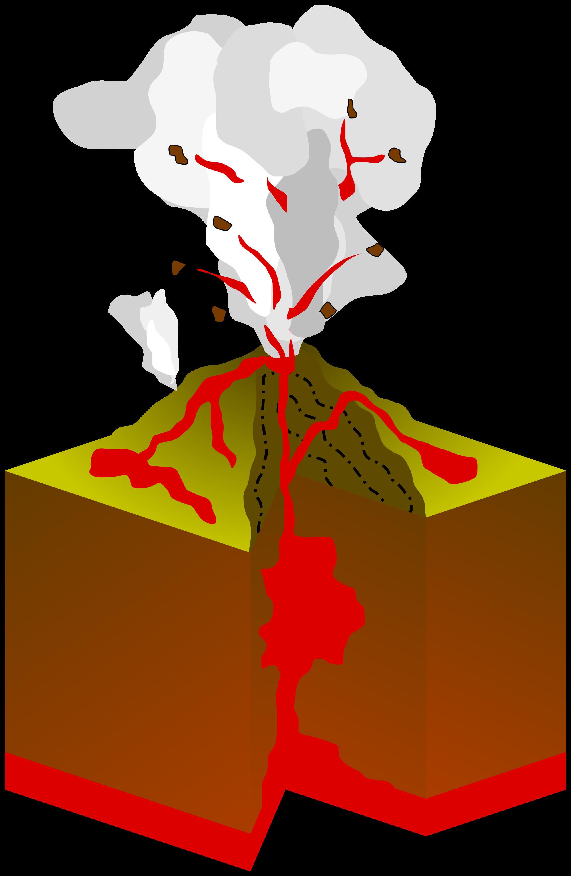 File strombolien svg wikimedia. Geology clipart volcano