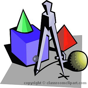 Geometry clipart. Free