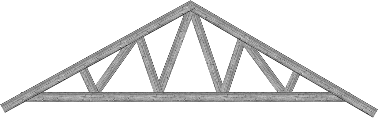 Geometry clipart architecture. With roof trusses picture