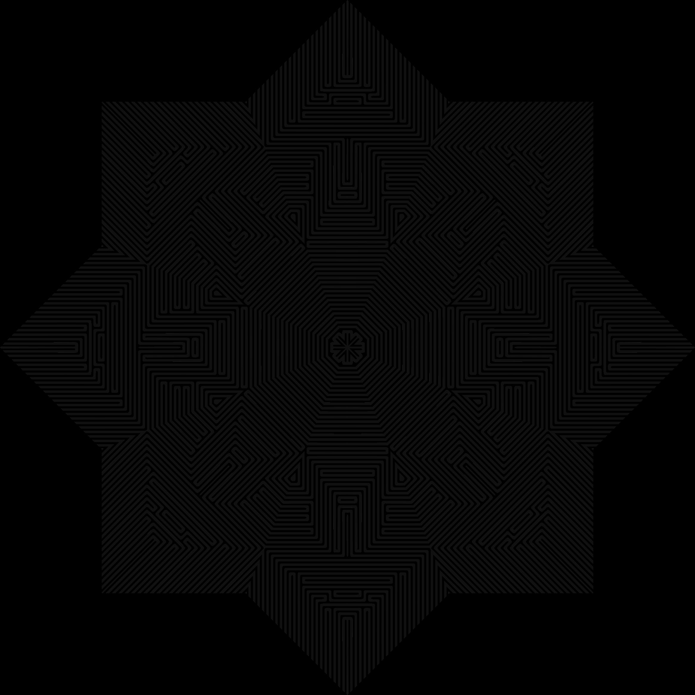 Hypnotic optical illusion geometric. Geometry clipart color shape