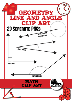 Geometry clipart geometry angle. And line clip art