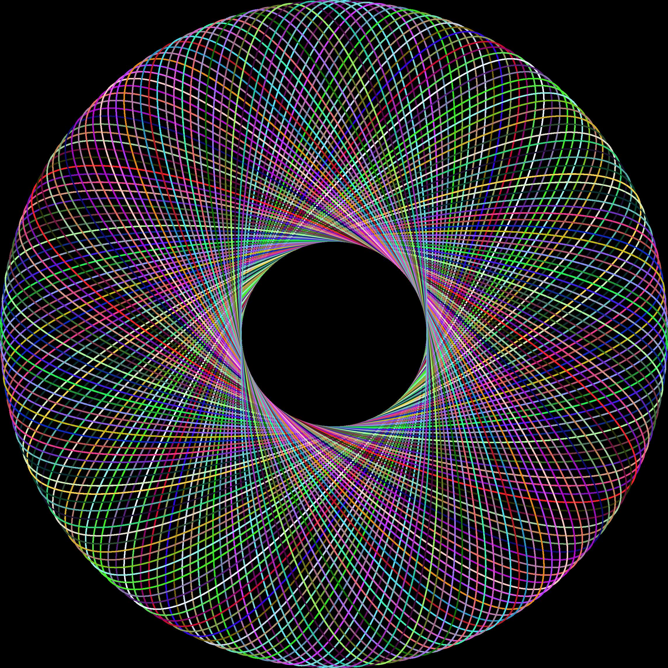 Prismatic geometric line art. Geometry clipart icon