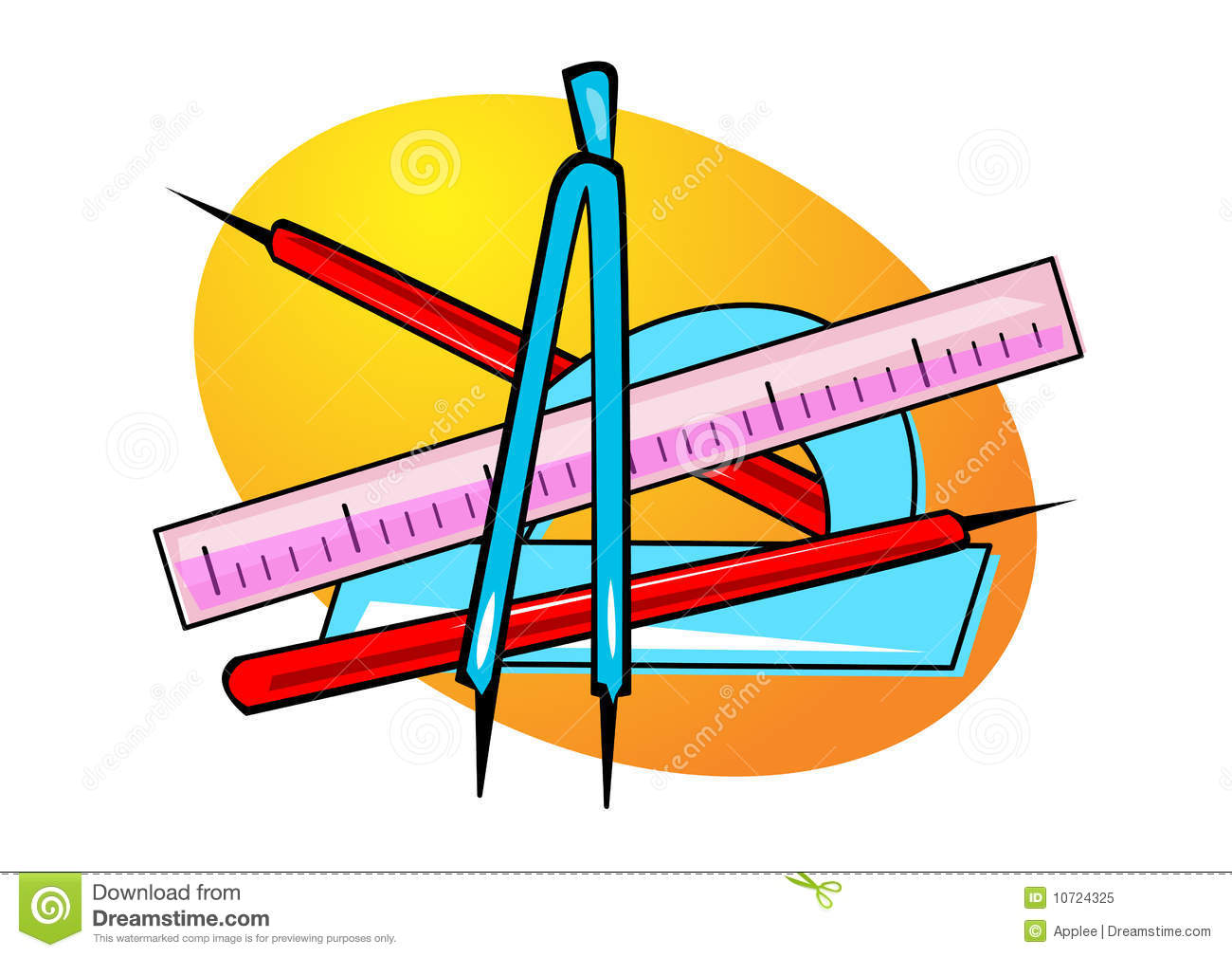 Geometry clipart instrument. Maths cliparts free download