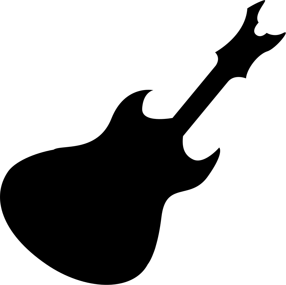 Guitar music svg png. Geometry clipart instrument