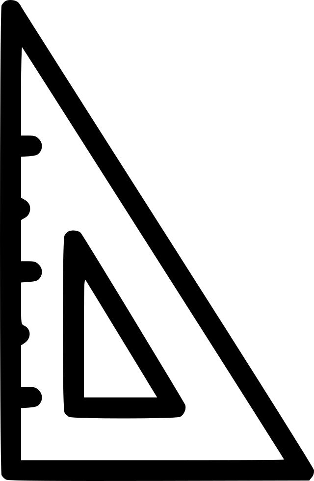 Geometry clipart line angle. Compass mathematics drawing svg