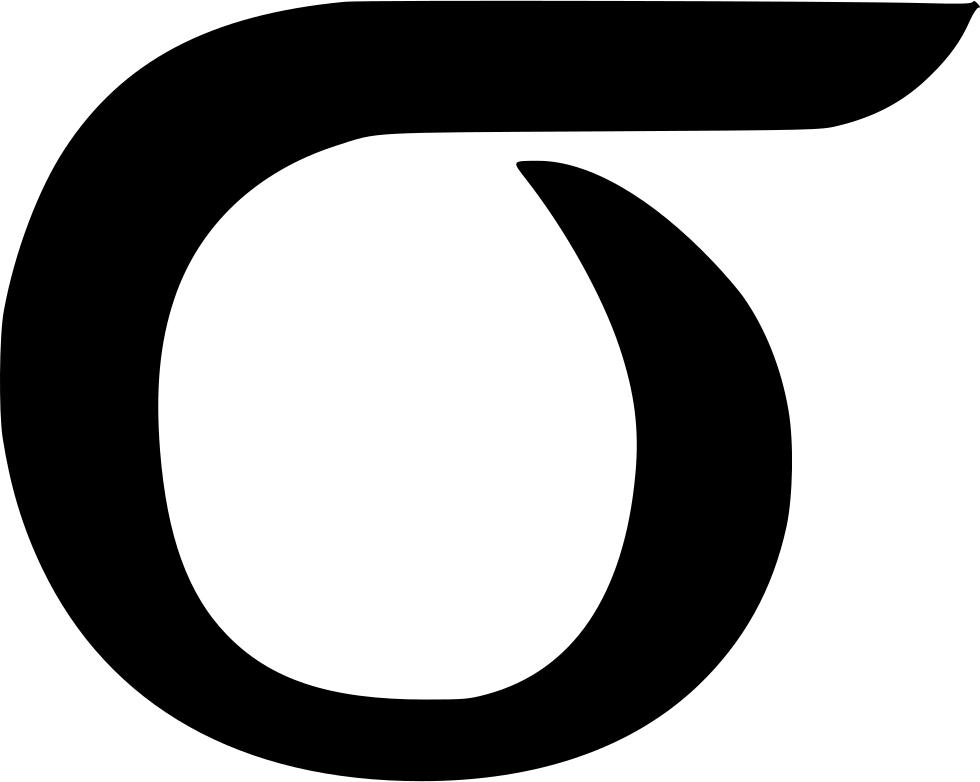 Sigma greek alphabet svg. Geometry clipart math lab