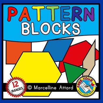 Pattern blocks manipulatives . Geometry clipart math manipulative