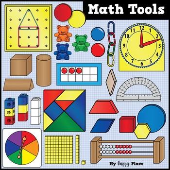 Tools and manipulatives clip. Geometry clipart math manipulative