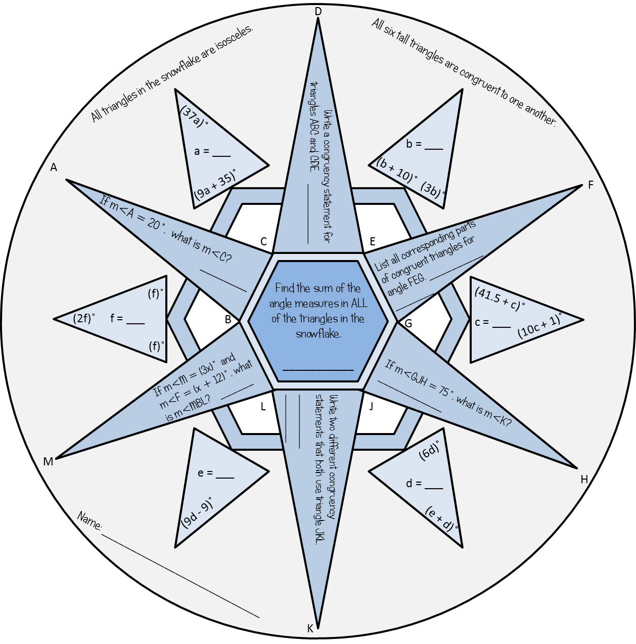 Geometry clipart math protractor. Free congruent triangles practice