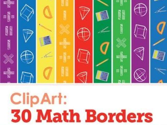 Geometry clipart math revision. Free download clip art