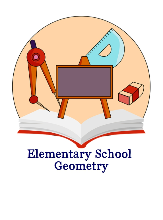 Elementary school wikibooks free. Geometry clipart math textbook