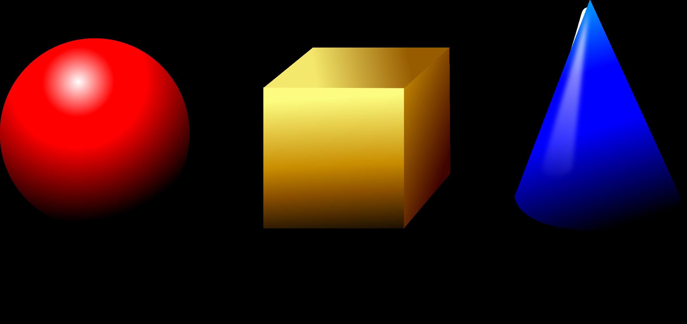 Geometry clipart solid figure.  d shapes clip