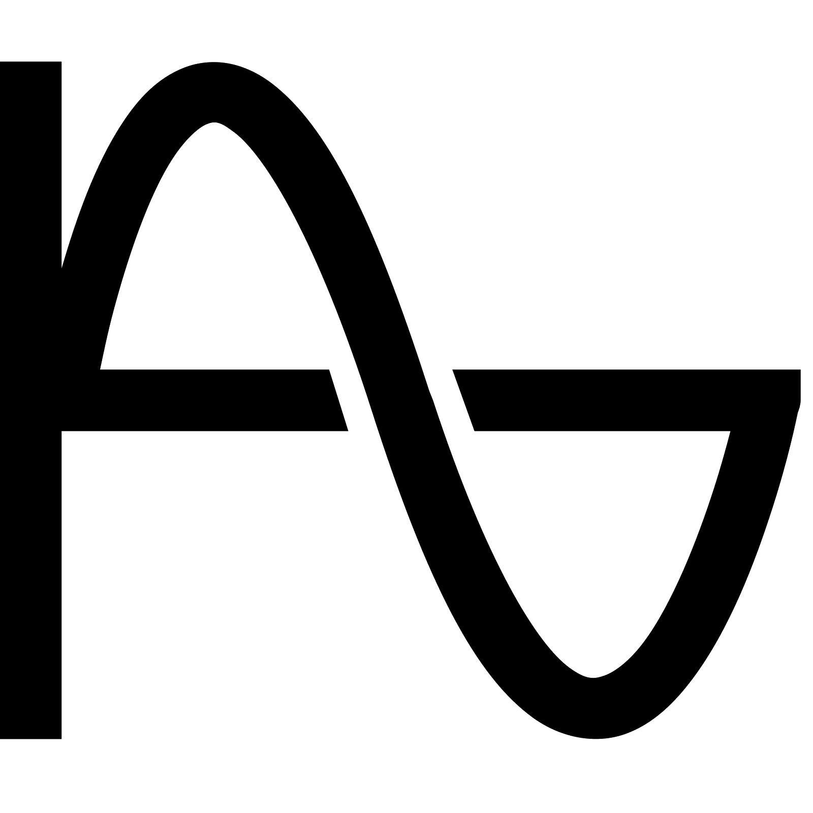 Geometry clipart trigonometric function. Sine icon free download