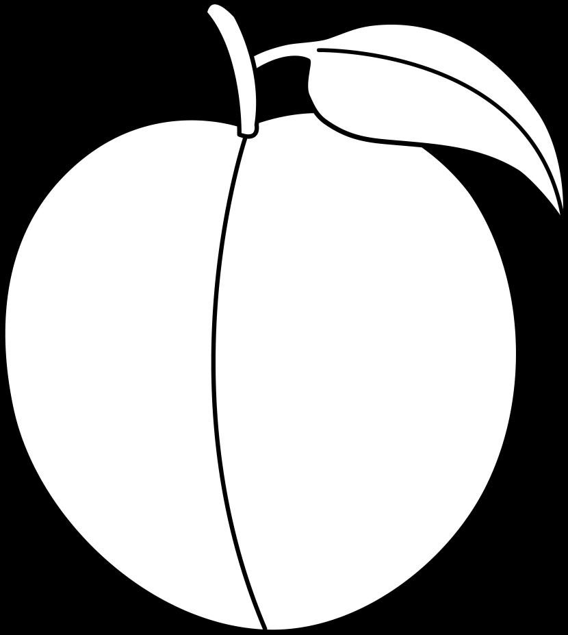 Georgia black and white. One clipart clip art