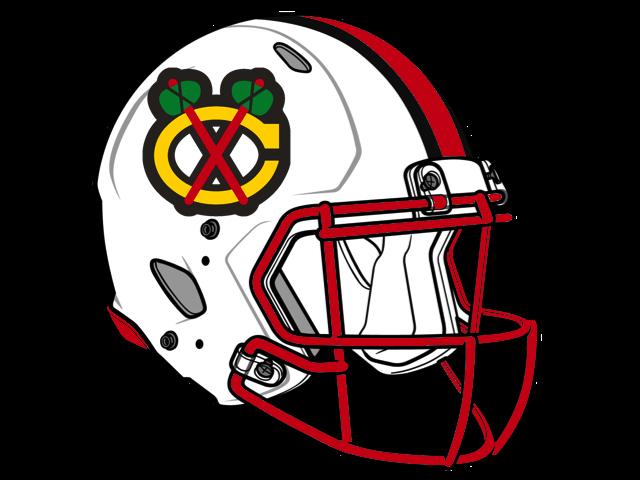 Chicago bears drawing at. Georgia clipart football helmet