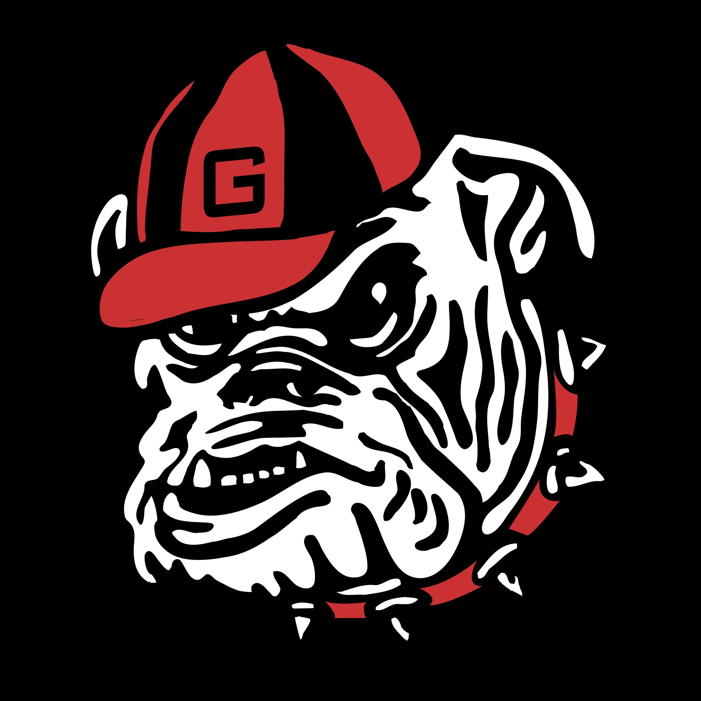 Georgia bulldogs at getdrawings. Patient clipart svg