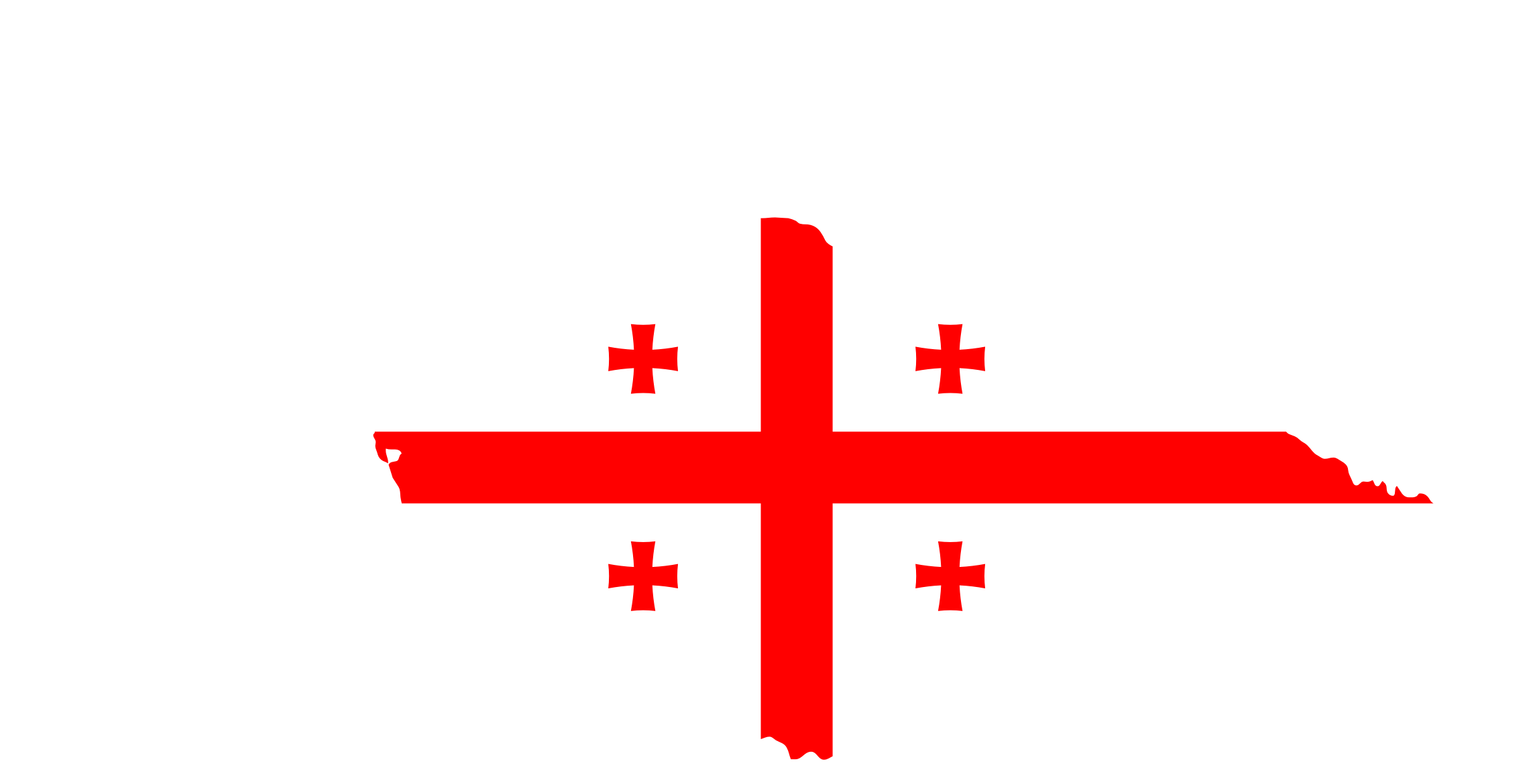 Georgia clipart vector. Map flag icons png