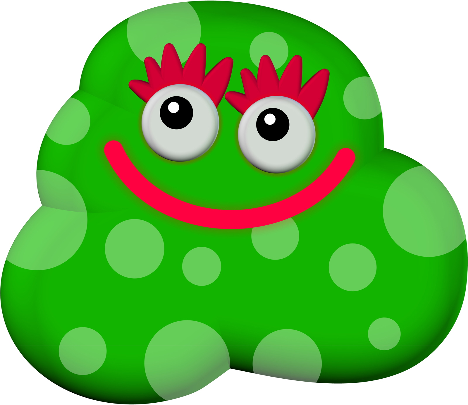 Germ clipart. Free stock photo green