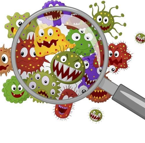 Germ clipart antibiotic resistant bacteria. Germs super and resistance