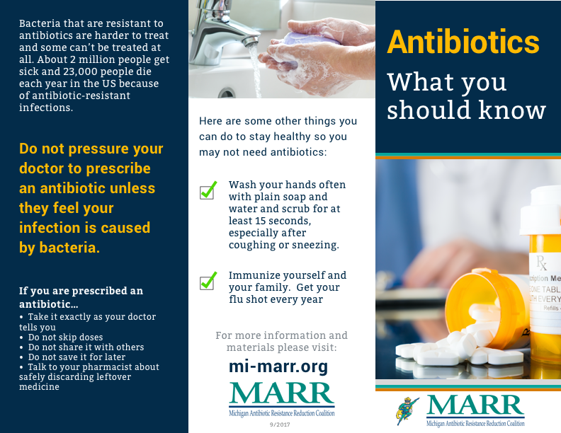 Print materials marr antibiotics. Germs clipart antibiotic resistant bacteria