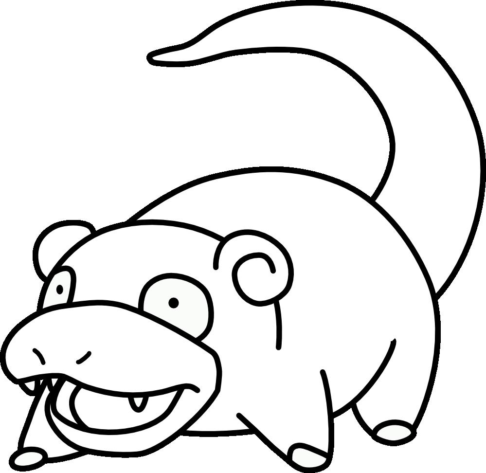 Clipartist net clip art. Pokemon clipart black and white