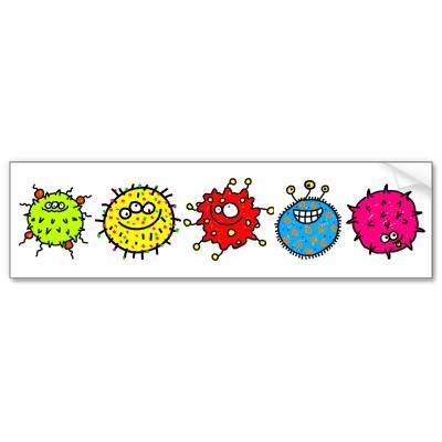 About ksu microbiology s. Germ clipart border