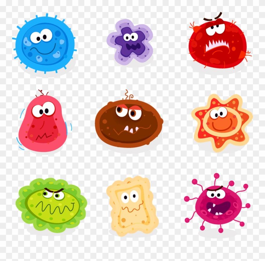 Germs pinclipart . Germ clipart cartoon germ