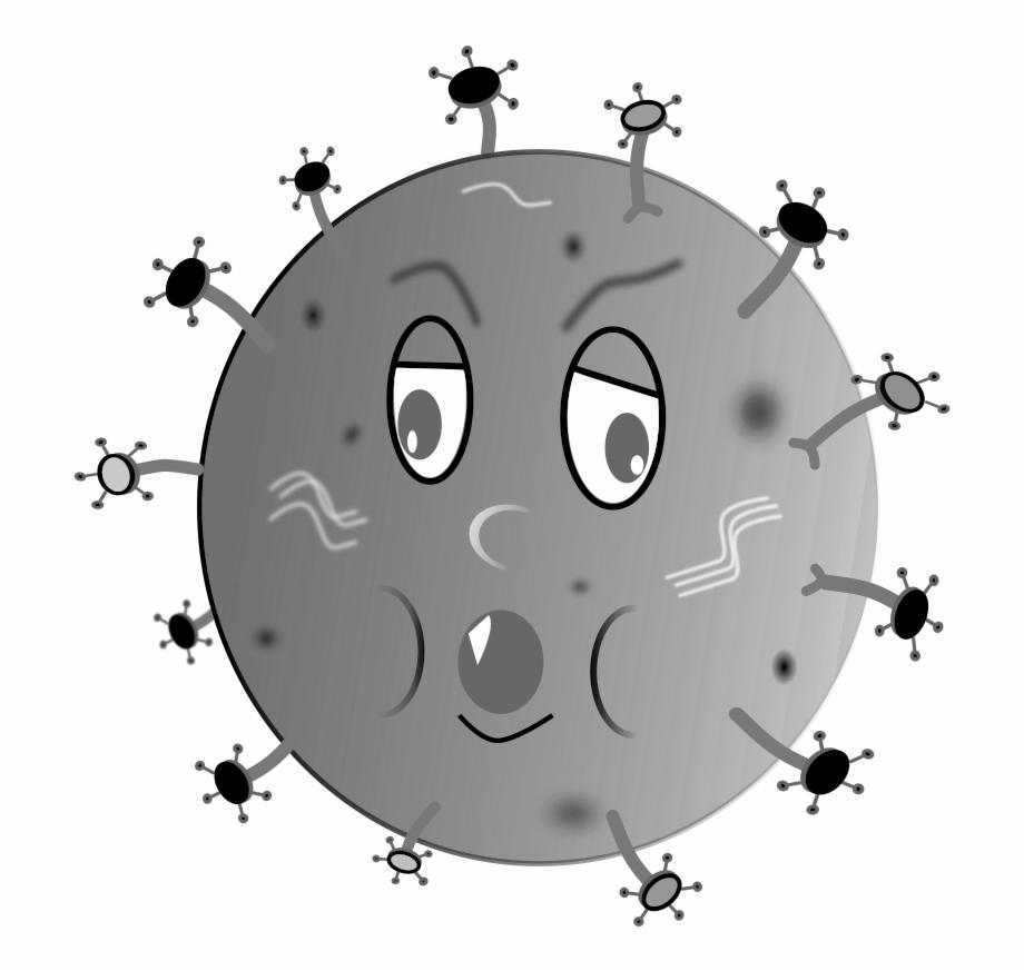 Germ clipart cartoon germ. Ice skater image illustration