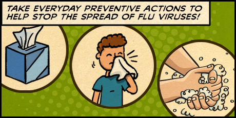 Cdc says take actions. Germ clipart flu germ