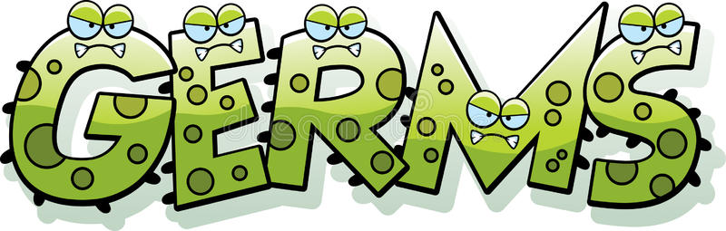 Germ clipart kid. Preventing spread at the