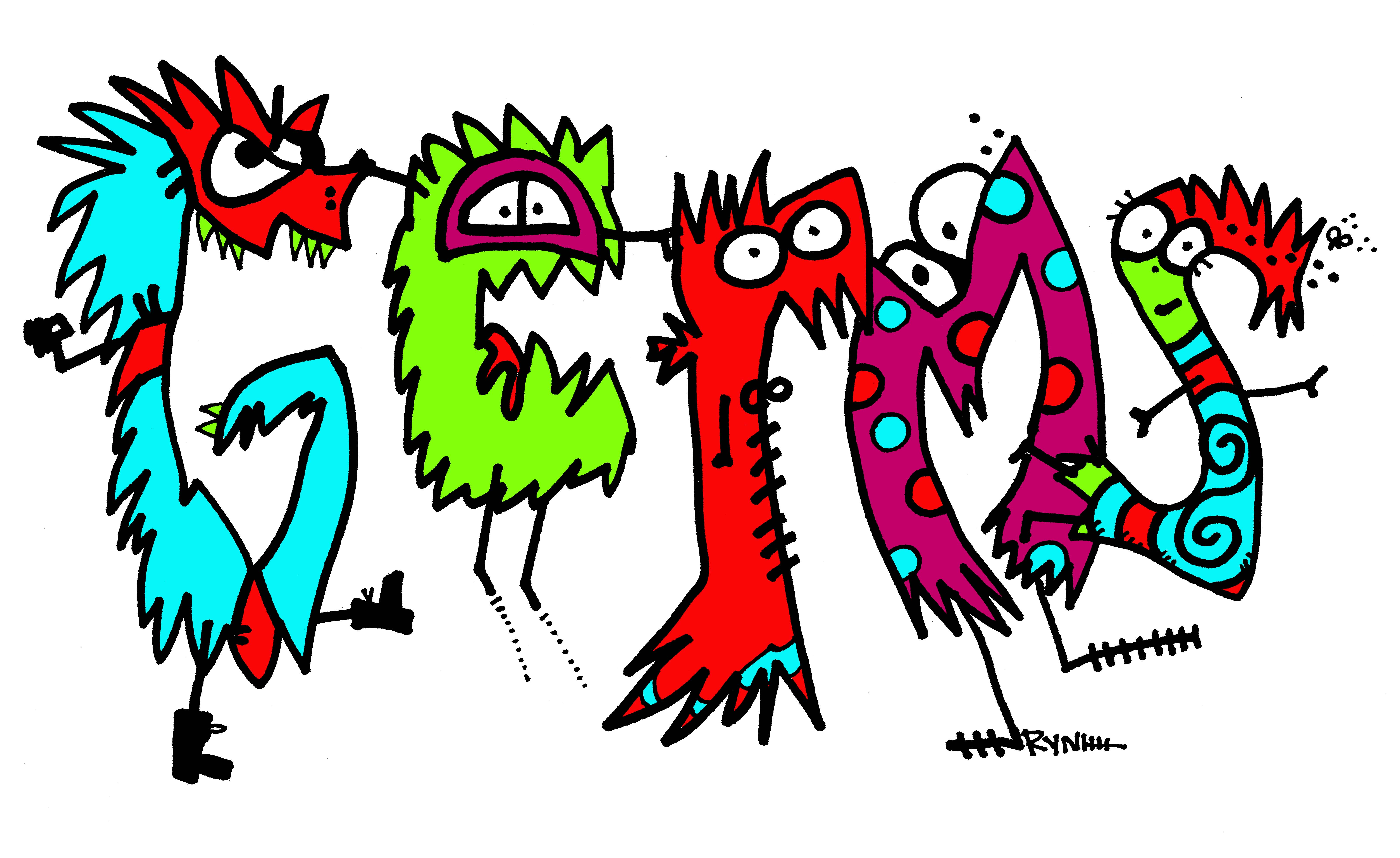 Pictures for kids free. Germ clipart kid