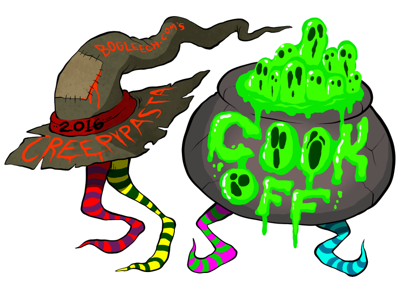Creepypasta cookoff hosted by. Vines clipart creepy