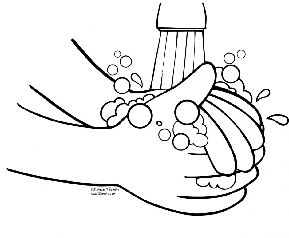 Free picture of germ. Germs clipart outline