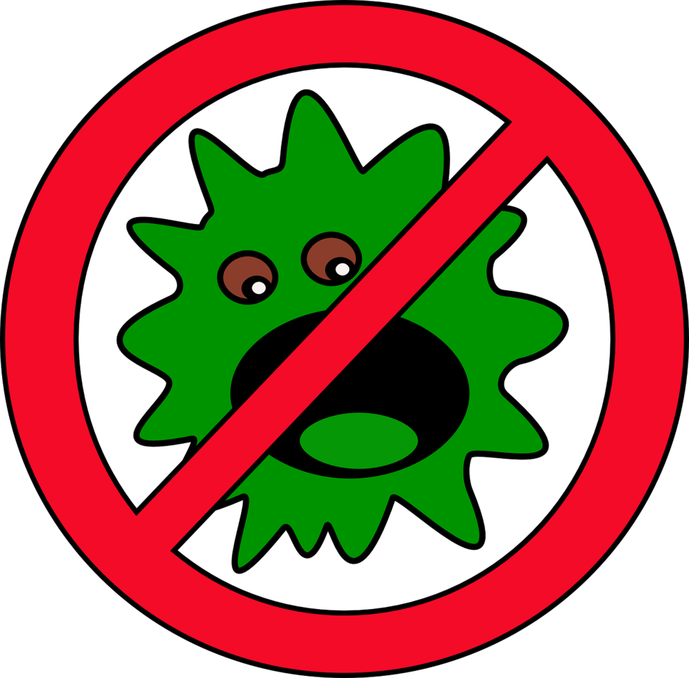 Germs clipart poor hygiene. Is your cleanliness ruining