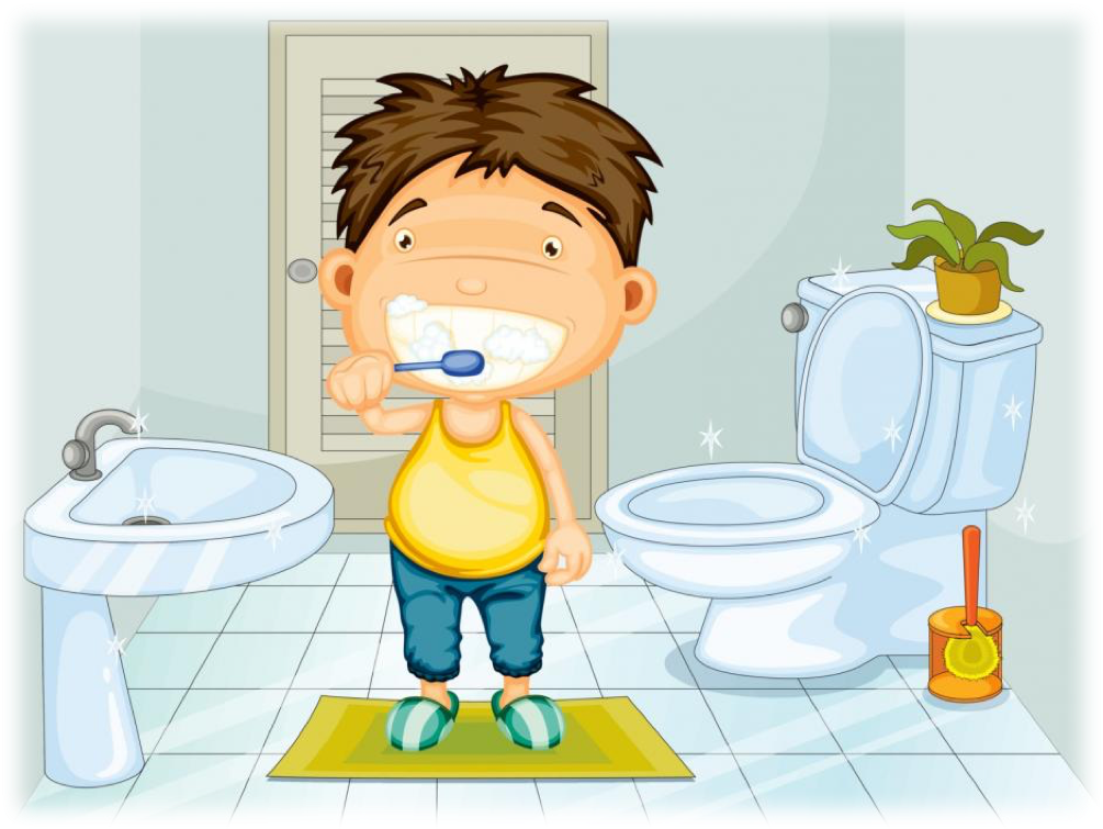 Germs clipart potty. Maintaining oral health during