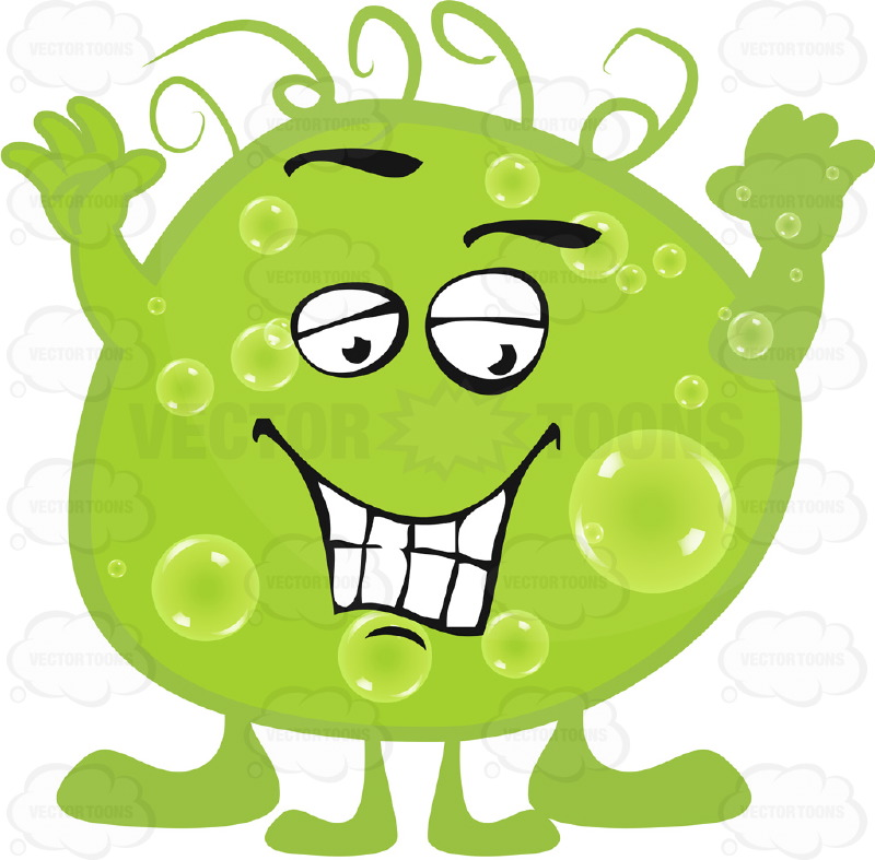 Germ clipart sad. Pictures of germs free