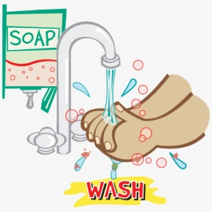 Germ clipart washing area. Hand circle free cliparts