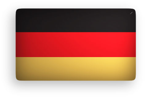 Free animated flags flag. German clipart