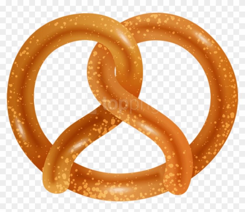 German clipart bag pretzel. Free png download images