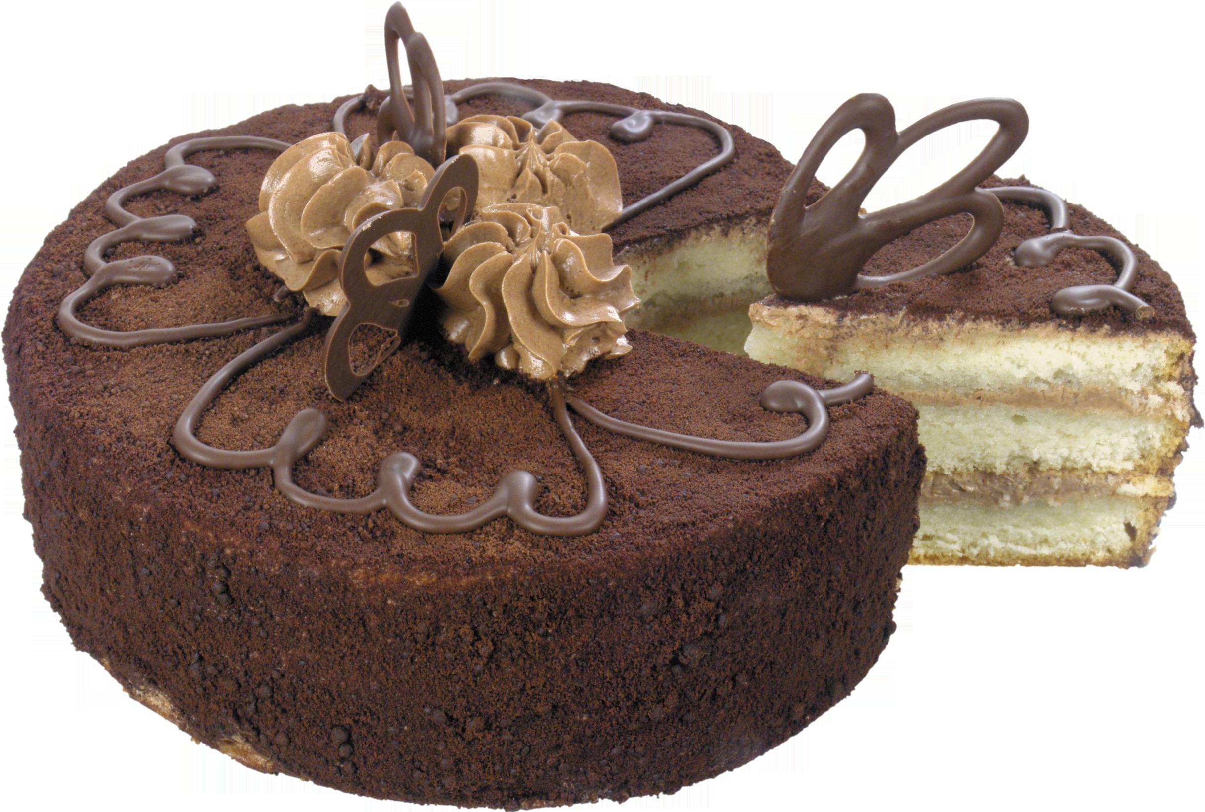 German clipart cartoon. Baked goods chocolate cake